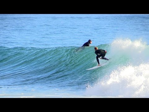 """""""Let Go"""" (Official Trailer) A California Surfing Film"""