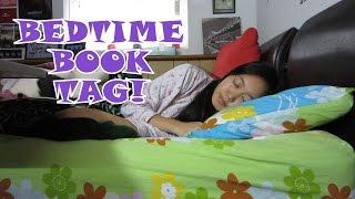 BEDTIME BOOK TAG! Thumbnail