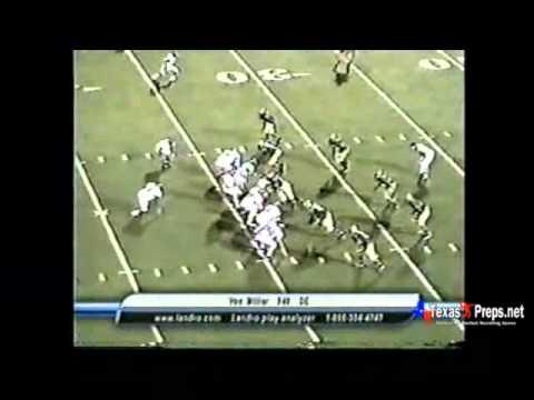 Von Miller Class of 2007 Desoto Texas Video Vault - Denver Broncos