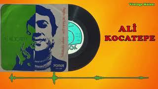 Ali Kocatepe - Bugün Bir Başka Gün 1972 (Analog Plak Kaydı)