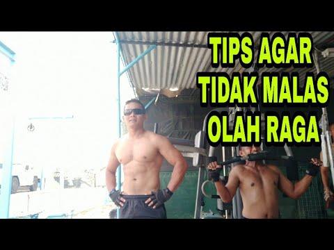 TIPS AGAR TIDAK MALAS BEROLAH RAGA
