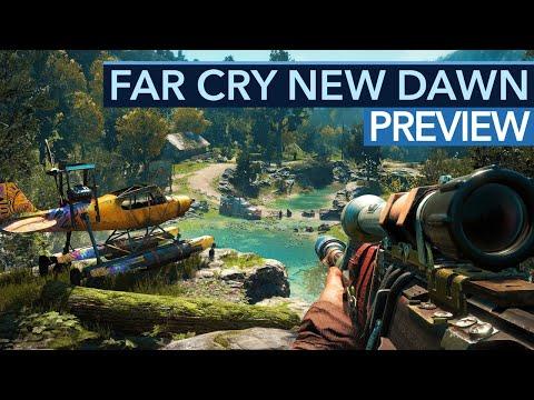 Was ist neu in Far Cry: New Dawn - und was nur recycelt?