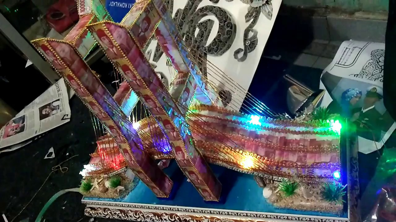 Miniatur Mahar Jembatan Suramadu D