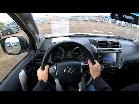 2014 Toyota Land Cruiser Prado 2.7MT (163) POV TEST DRIVE
