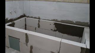 видео Школа ремонта ванная комната: косметическая отделка для чайников своими силами