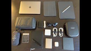 ¿Que Gadgets llevo en mi mochila diario? - 2019 Tech bag