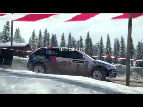 Dirt Rally (PC) Daily Stage/Career
