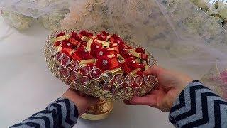 Söz, Nişan, Kız isteme Çikolatası Yapımı - DIY #24