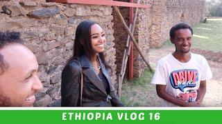Ethiopia Vlog 16 Gondar Gondar!! AMAZING Castles of Ethiopia | Amena
