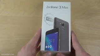 ASUS ZenFone 3 Max - Unboxing!