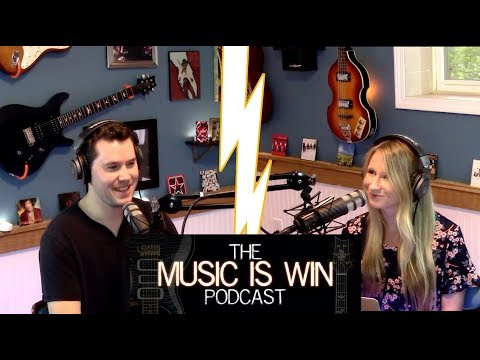 And So It Begins... - The Music is Win Podcast | Ep. 1