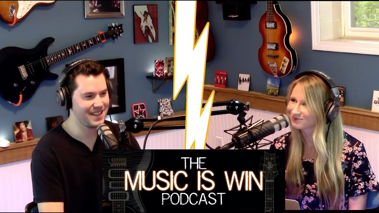 And So It Begins The Music Is Win Podcast Ep 1 Youtube