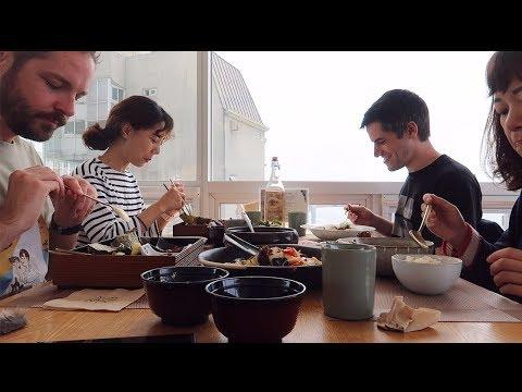 Weekend of Vegan Eating in Busan