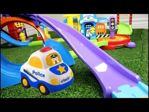 Smart Wheels City: Our Longest Traffic Jam! Police Cars, Fire Trucks & Smart Wheels Garbage Truck