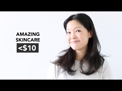 Amazing Skincare for $10 and Under! Part 1