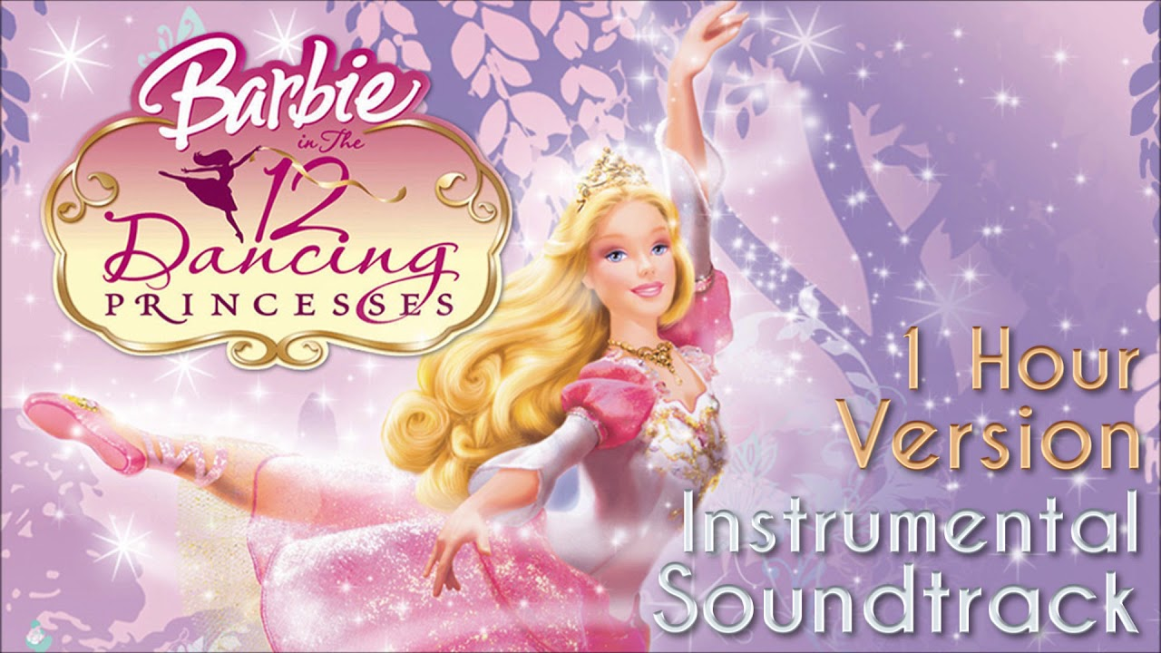 Barbie in the 12 Dancing Princesses PS2 part 1 - YouTube