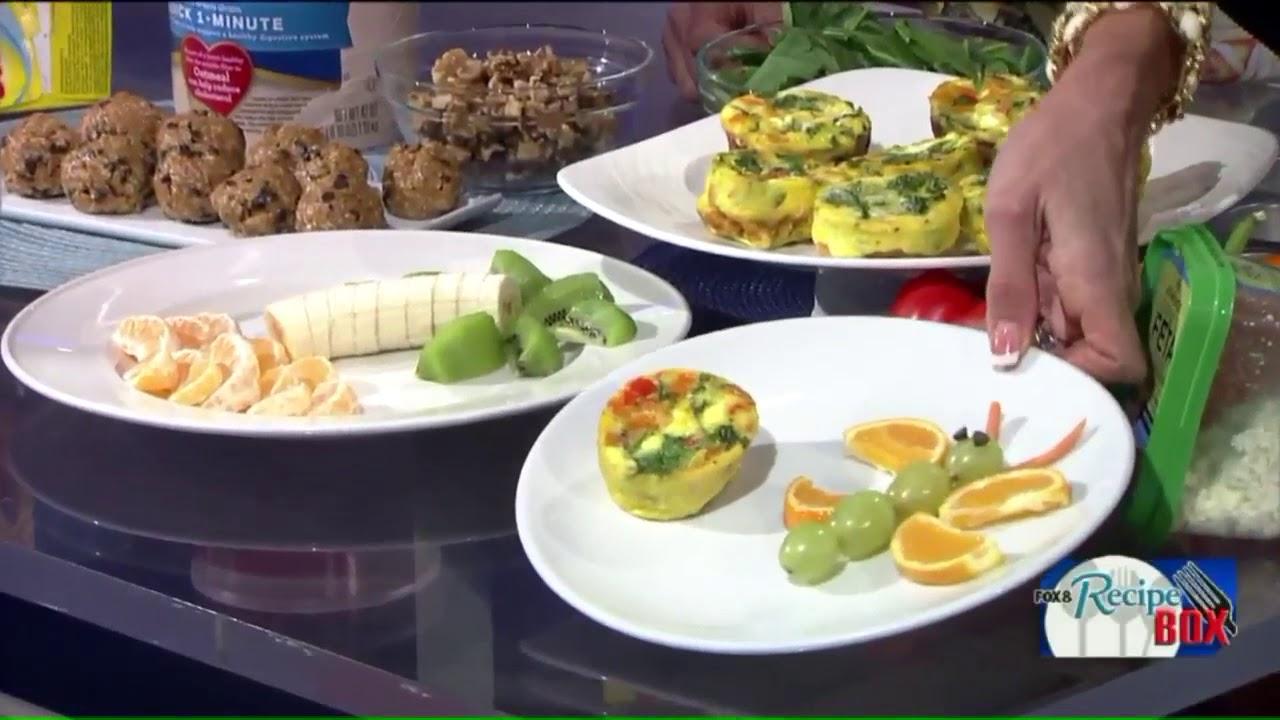 Healthy Breakfast Recipes Kids Will Love (WKYC)