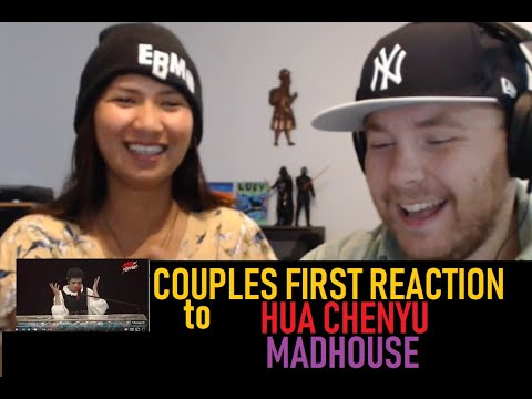 Couples First Reaction To Hua Chenyu Madhouse Mars Concert