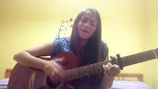 3ala bali/ على بالي - Guitar Cover - Sherine Abdel Wahab - By Melissa Gharibeh