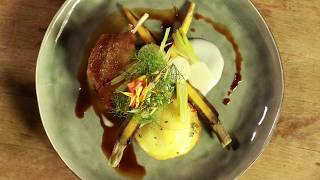 How To Make Pommes Anna served with Duck Confit in the Kitchen Wizz® 8 Plus