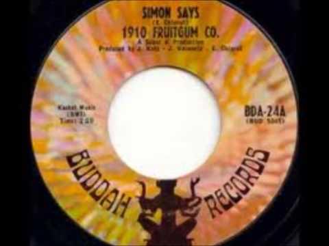 Simon Says- 1910 Fruitgum Co-Lyrics