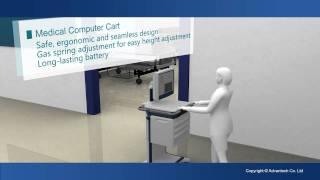 Intelligent Hospital Solution, Advantech(EN)