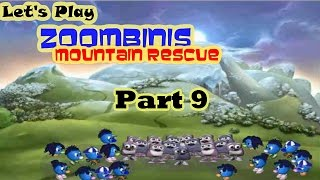 Let's Play Zoombinis Mountain Rescue Part 9 - Oh So Close