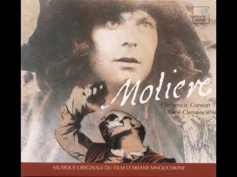 Molière (1978) - Musique originale du film d'Ariane Mnouchkine (Soundtrack)
