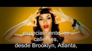 Beyonce - video phone ft lady gaga subtitulos español