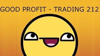 GOOD PROFIT - Trading 212 Forex Trading #24