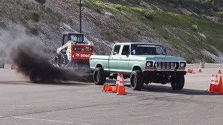 Фото с обложки Diesel Power Challenge 2018 | Part 4 – Cone Course