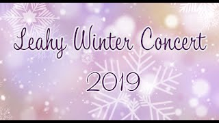 Leahy Winter Concert