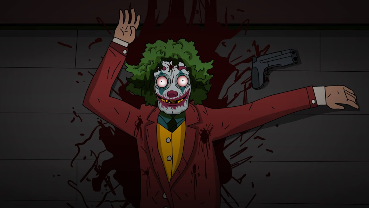 Download 5 Clown Horror Stories Animated