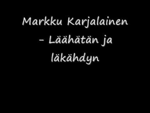 Markku Karjalainen - En Siitä Piittaa