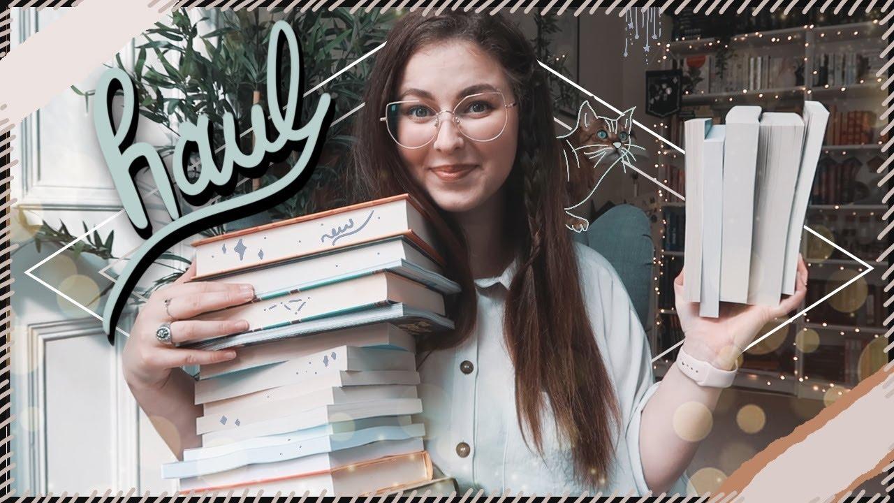 WHY AM I SO BOOK THIRSTY - a Book Haul | Book Roast