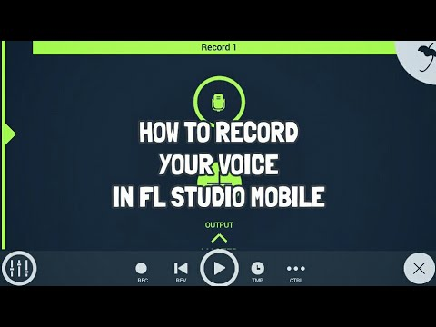 How to Use FL Studio Mobile in 2019! - FL Studio Mobile