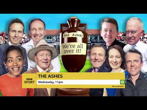 BBC Sport 5 Live Extra The Ashes 'Were all over it' 2017