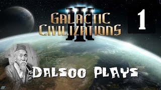 Galactic Civilizations 3 - Ep 1 - Let