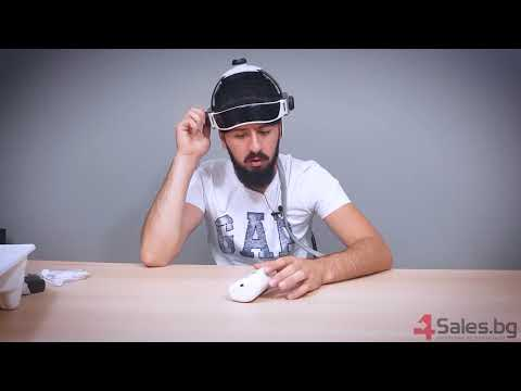 Масажен шлем за глава и скалп TV93 12