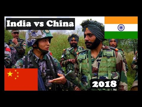 India vs China Military Power Comparison (2018) 🔥