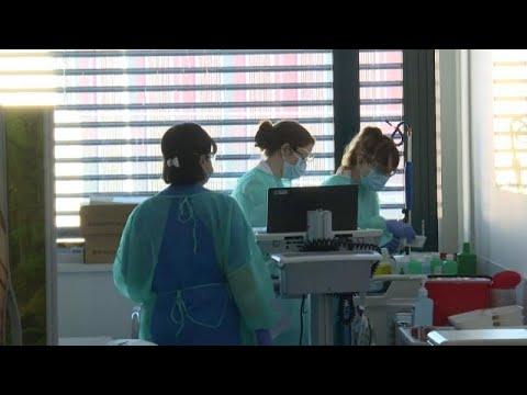Больницы Швейцарии бьют тревогу, Женева