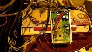 Обзор контроллера заряда для ветрогенератора на 600 Ватт 12/24 В