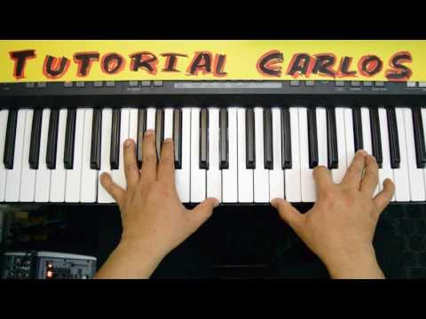 Bueno Es Alabar Danilo Montero En Vivo - Tutorial Piano Carlos