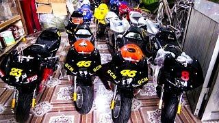 Shop moto mini 50cc  bán xe cào cào 2 thì xe ruồi trẻ em giá rẻ TPHCM