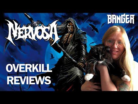 NERVOSA Perpetual Chaos Album Review | BangerTV
