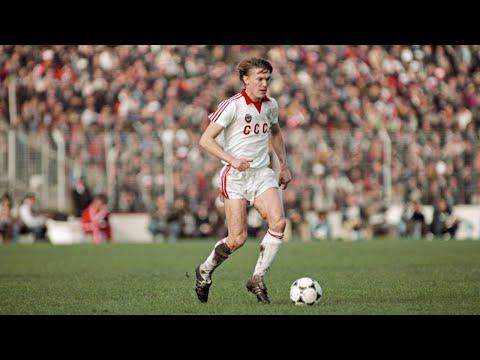 Oleg Blokhin, The Tzar [Best Goals]