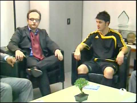 David villa victima en la gala inocente, inocente (Antena 3  28-12-08)..Online..