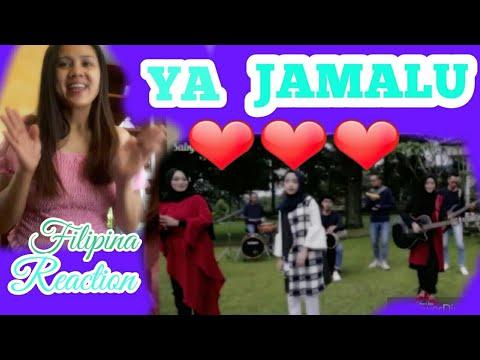 Ya Jamalu Sabyan (feat & El-Alice)|Filipina Reaction