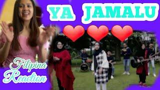 Video Ya Jamalu Sabyan (feat.Annisa & El-Alice)|Filipina Reaction download MP3, 3GP, MP4, WEBM, AVI, FLV November 2018