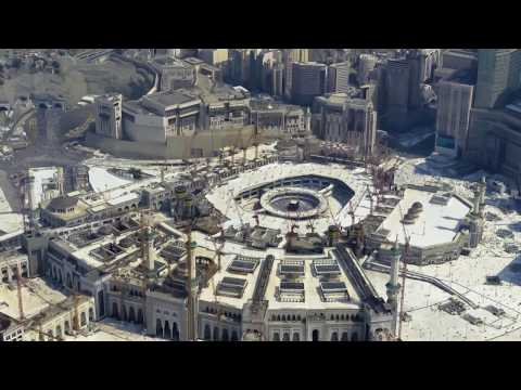 MAKKAH MECCA MECQUE KAABA - SAUDI ARABIA - HAJJ UMRAH